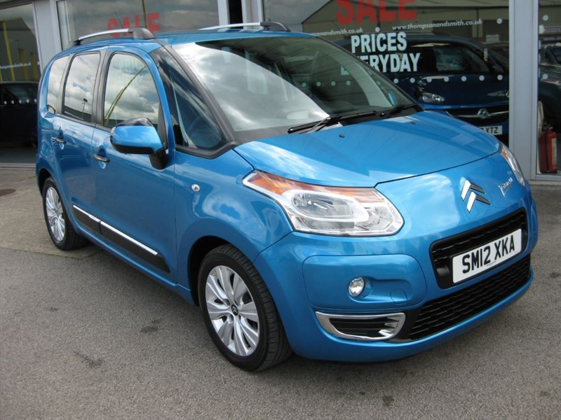 used Citroen C3 Picasso 1.6HDi Exclusive 90PS 5dr in louth