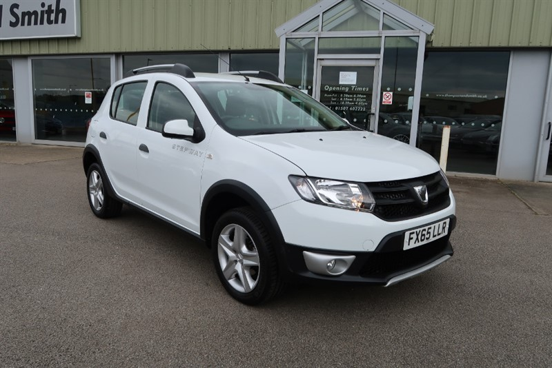 used Dacia Sandero Stepway Ambience 0.9TCE (90PS) 5dr in louth