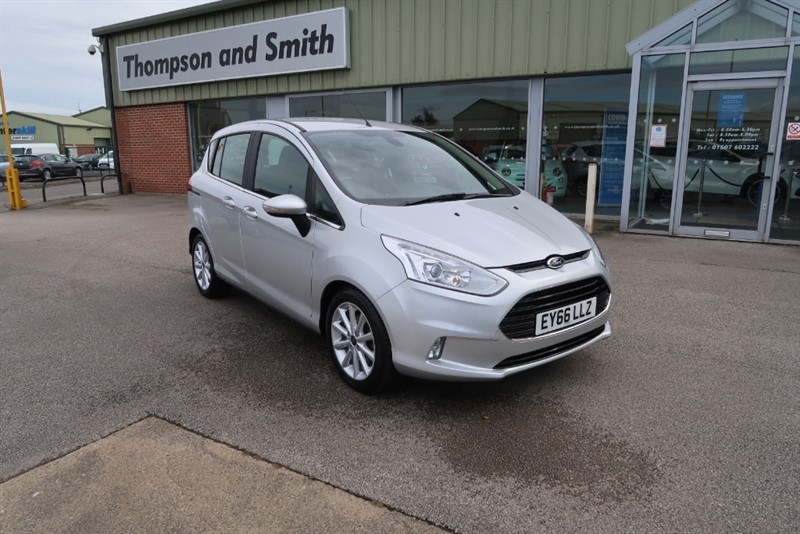 used Ford B-Max Titanium 1.6 (105PS) 5dr Powershift Auto MPV in louth