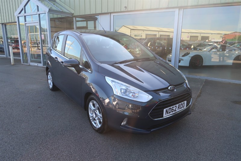 used Ford B-Max Zetec 1.5TDCi (75PS) 5dr in louth