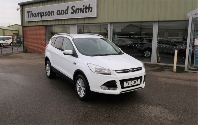 used Ford Kuga Titanium 2.0TDCI (180PS) (AWD) 5dr Powershift Auto in louth