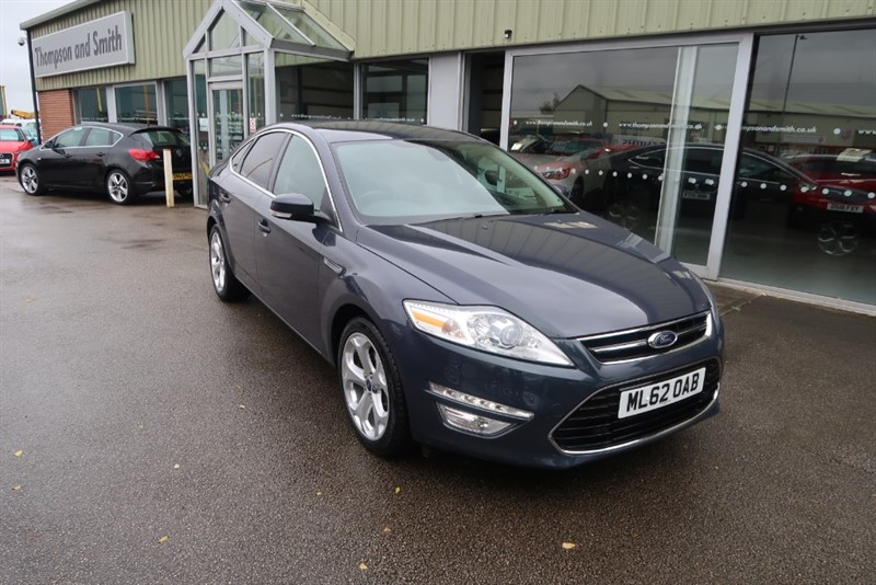 used Ford Mondeo 2.0 (163 Ps) TITANIUM X TDCI, GREAT VALUE 5DR FAMILY CAR ! ! in louth
