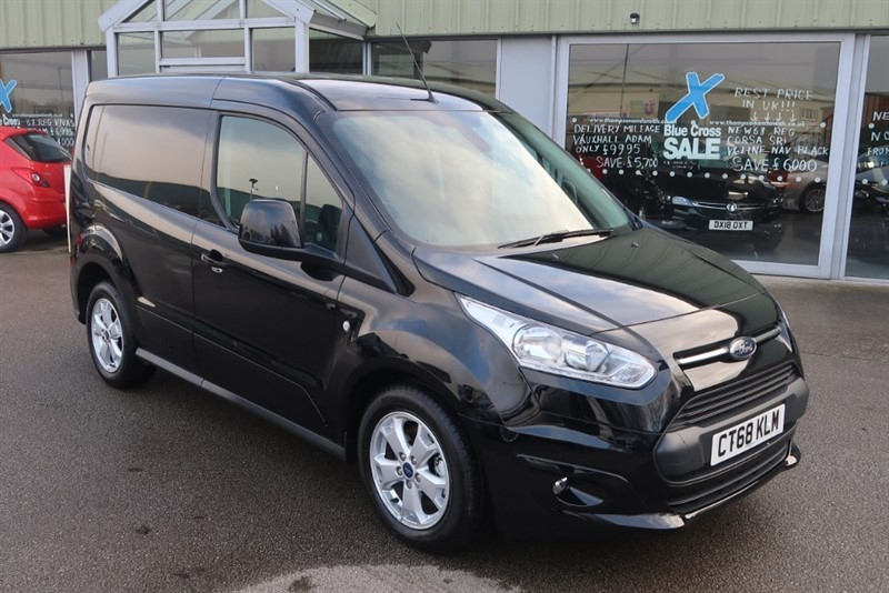 used Ford Transit Connect L1 Limited 120PS 5dr in louth