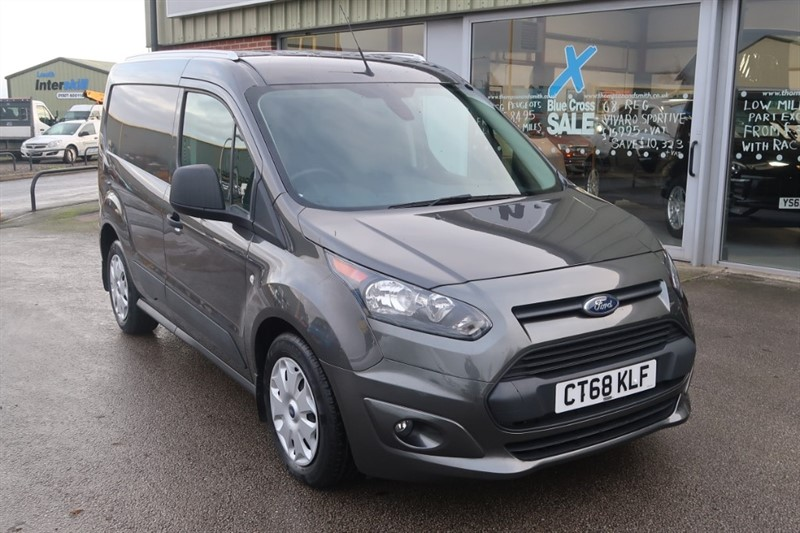 used Ford Transit Connect L1 Trend 120PS 5dr in louth