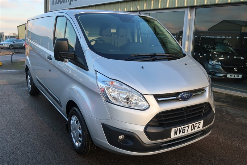 used Ford Transit Custom Trend L2 H1 2.0 TDCi 105PS in louth