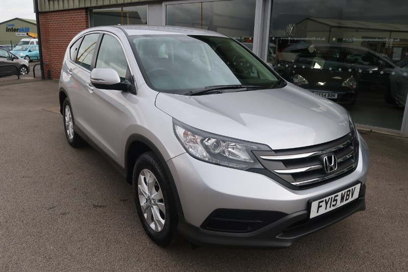 used Honda CR-V S (2WD) 2.0 (155PS) 5dr in louth