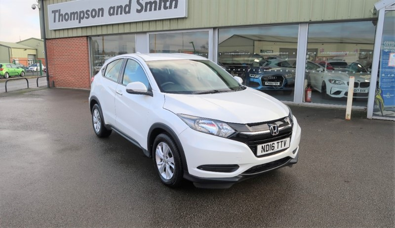 used Honda HR-V 1.6 (120PS) I-DTEC S 5dr £20 Road Tax in louth