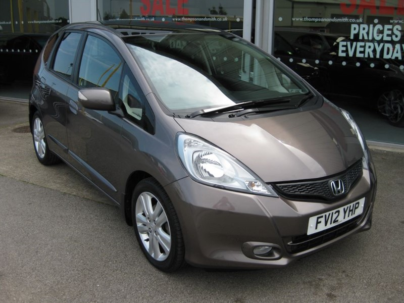 used Honda Jazz 1.4i-VTEC EX 5dr Panoramic Sunroof in louth