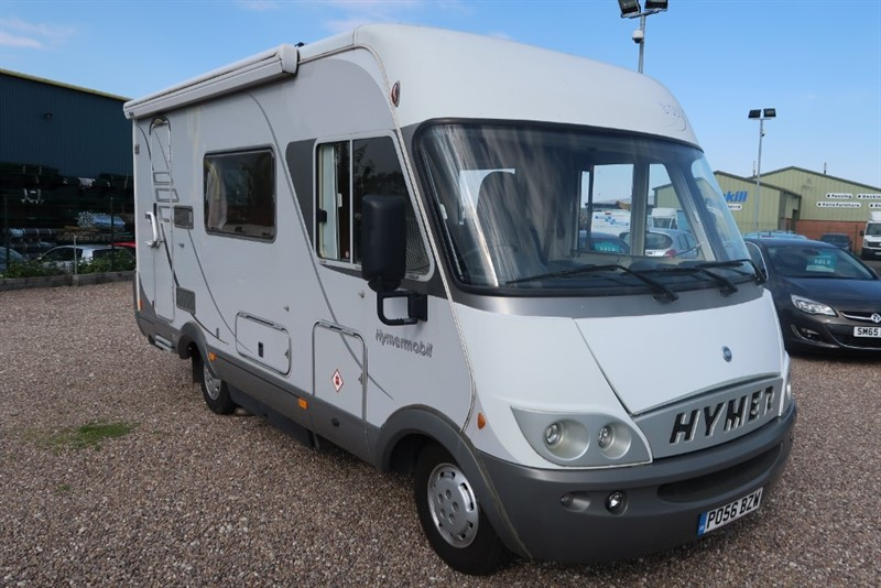 used Hymer  2.8 B584 in louth