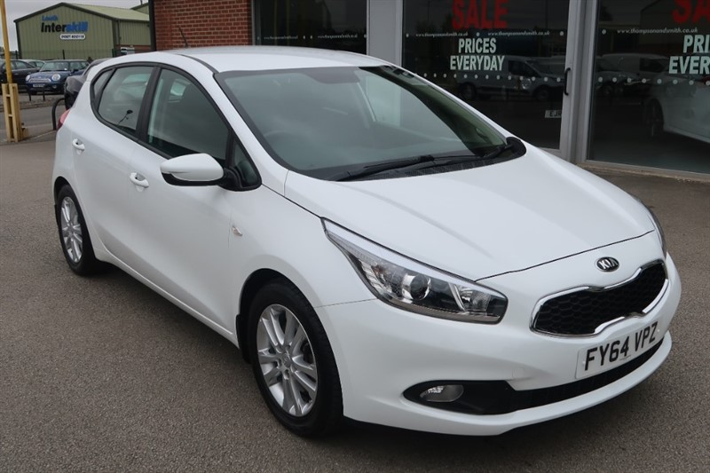 used Kia Ceed VR7 1.4i 100PS 5dr in louth