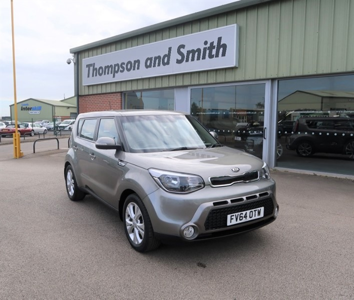 used Kia Soul Connect Plus 1.6GDi (130ps) 5dr in louth