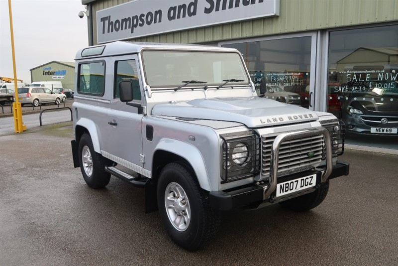 used Land Rover Defender 90 XS 2.4TDi Station Wagon NO VAT in louth