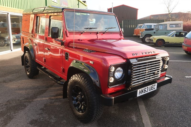used Land Rover Defender 2.2 TD XS Double Cab Utility BLACK PACK in louth