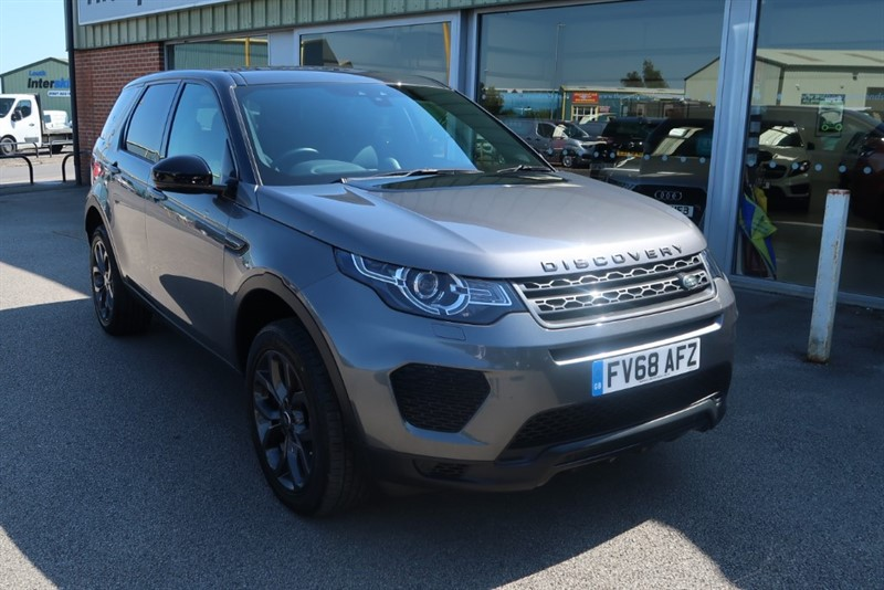 used Land Rover Discovery Sport Landmark 2.0D 180PS 4x4 Auto in louth