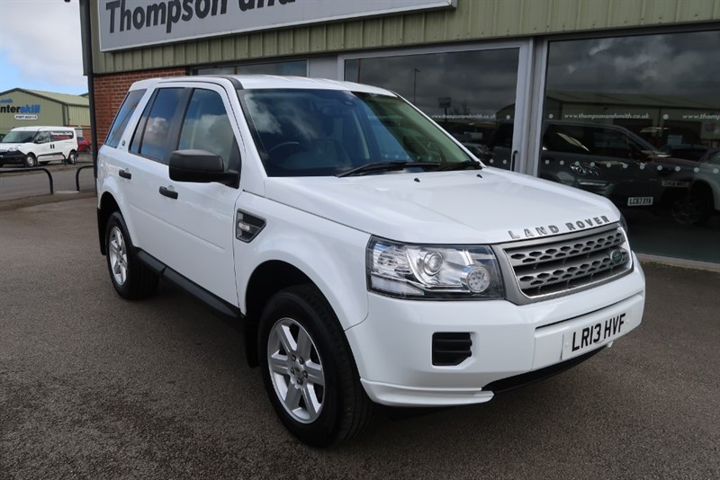 used Land Rover Freelander 2.2 Sd4 (190PS) 4X4 GS 5dr Auto in louth
