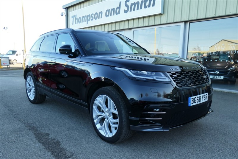 used Land Rover Range Rover Velar R Dynamic HSE 2.0 D180 5dr Auto 21 Inch Alloys Privacy Fogs in louth