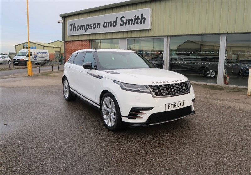 used Land Rover Range Rover Velar 3.0 (295 BHP) R-DYNAMIC SE in louth