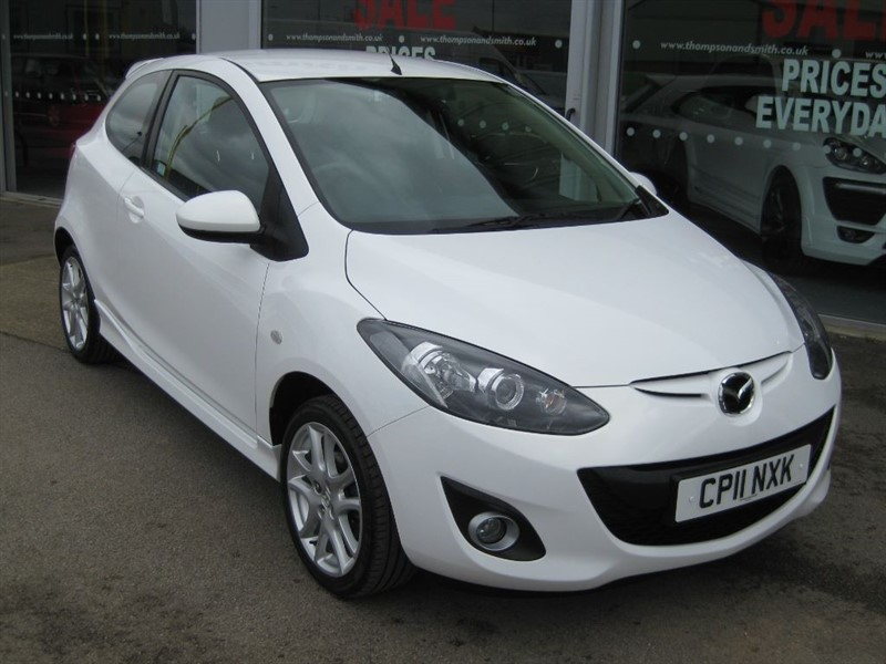used Mazda  2 1.5 (102BHP) Sport 3dr in louth