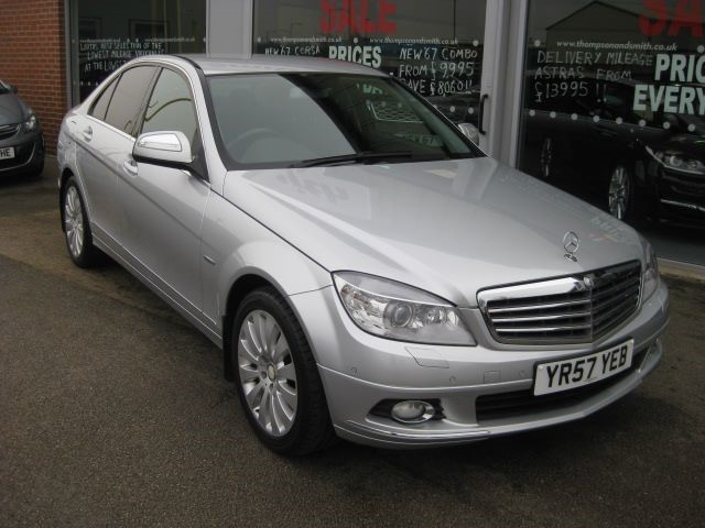 used Mercedes C350 C350 Elegance 4dr 7G-Tronic in louth