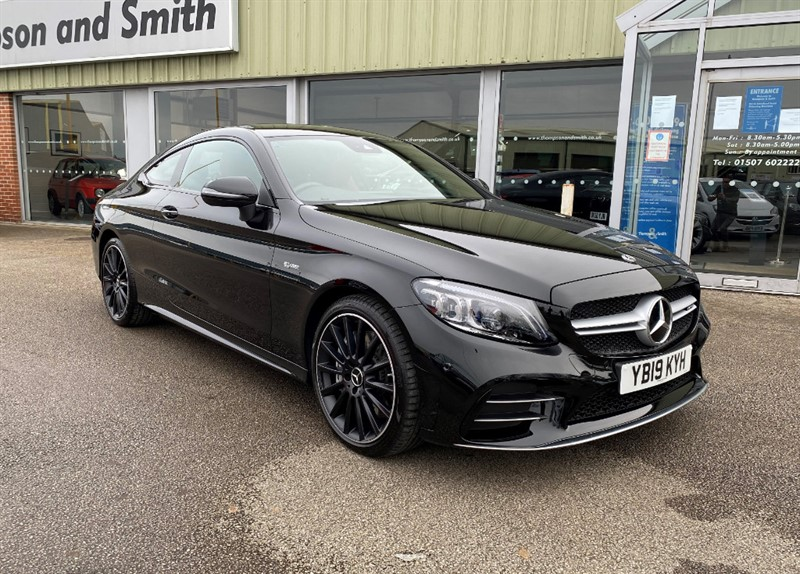 used Mercedes C43 AMG C43 AMG (Premium) 4Matic 390PS in louth