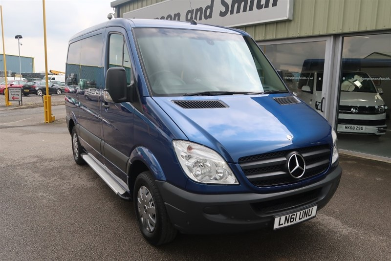 used Mercedes Sprinter 210 CDI  Ricon Wheelchair Adapted - NO VAT in louth