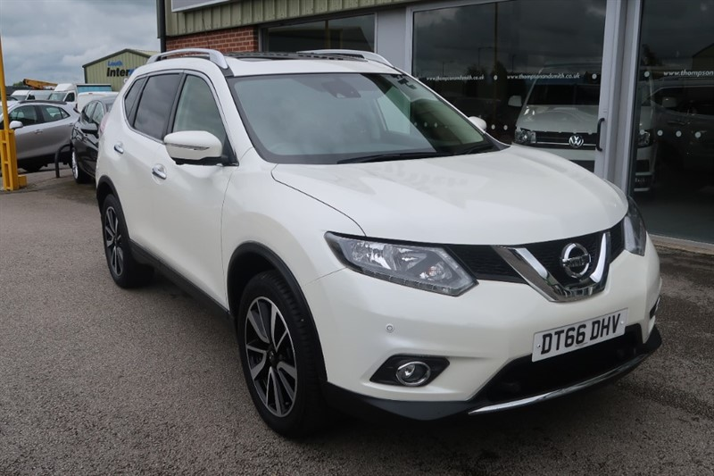 used Nissan X-Trail N - Vision 1.6dCi 130PS 5dr 2wd, GREAT VALUE FAMILY 7 SEATER SUV ! ! in louth