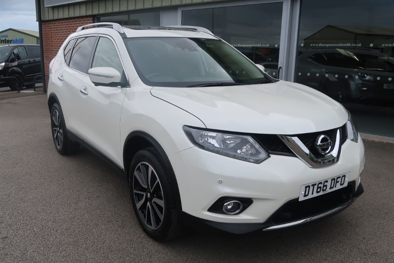 used Nissan X-Trail N - Vision 1.6dCi 130PS 5dr 2wd in louth