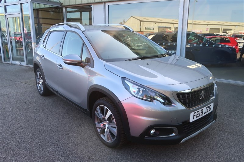 used Peugeot 2008 Allure PureTech 1.2i 130PS 5dr, NOW REDUCED ONLY £13495 ! ! in louth