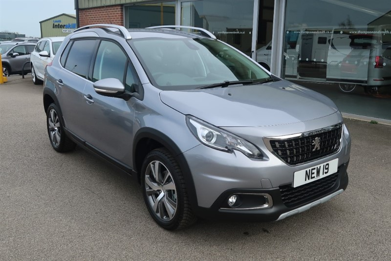 used Peugeot 2008 Allure PureTech 1.2i 130PS 5dr in louth