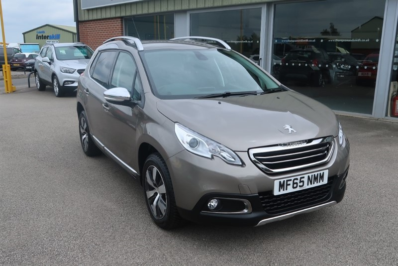 used Peugeot 2008 Crossover Allure 1.6BlueHDi (100BHP) 5dr in louth