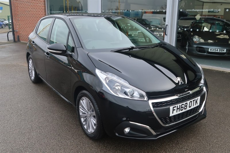 used Peugeot 208 Pure Tech 1.2 82PS Signature 5dr in louth