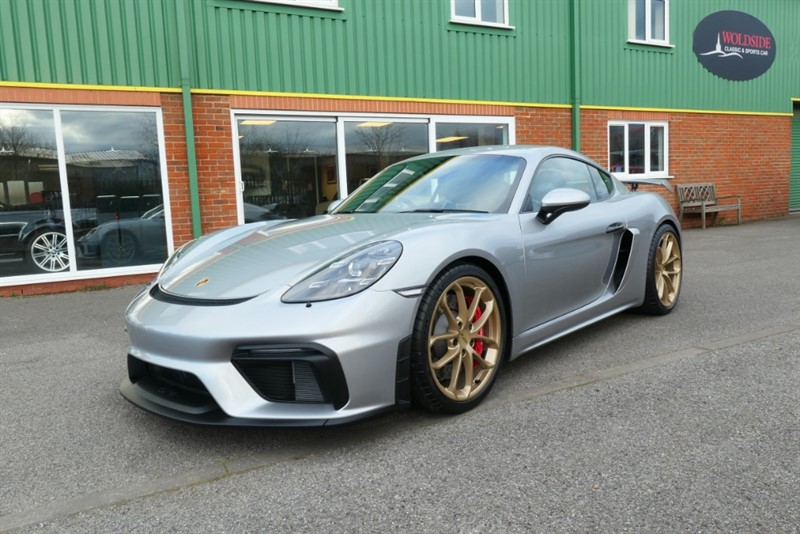 used Porsche 718 Cayman 718 Cayman GT4 4.0 NEW '20 Reg in louth