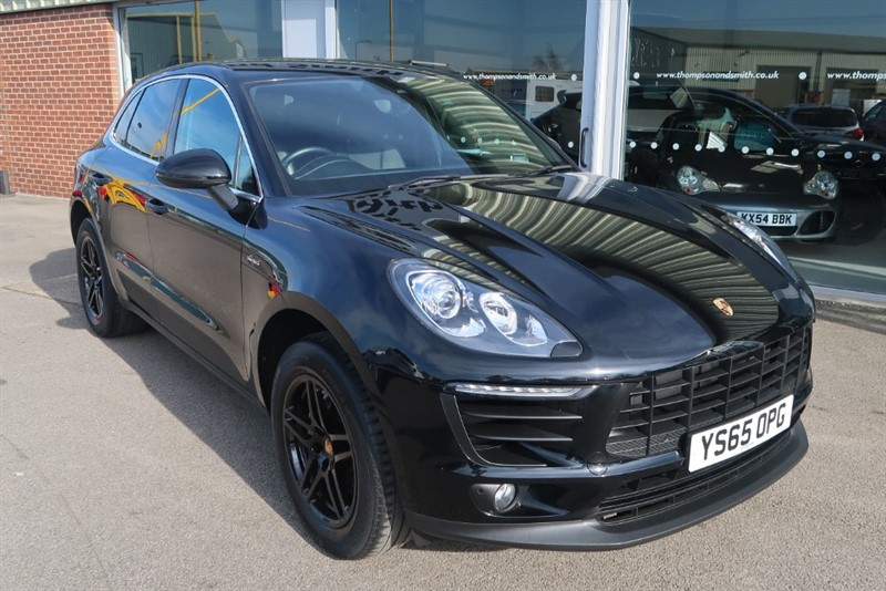 used Porsche Macan 3.0 TD V6 S PDK AWD 5dr in louth