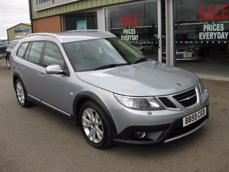 used Saab 9-3 1.9TTiD (180ps) X SportWagon 5dr in louth