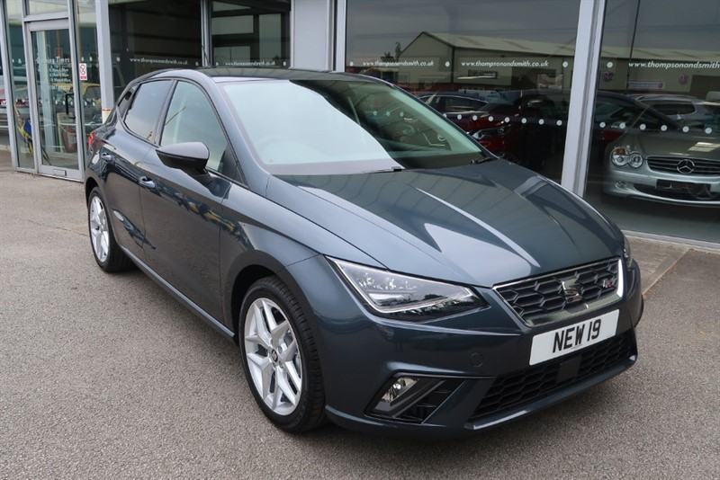 used SEAT Ibiza 1.0 TSI FR (95Ps) 5dr in louth