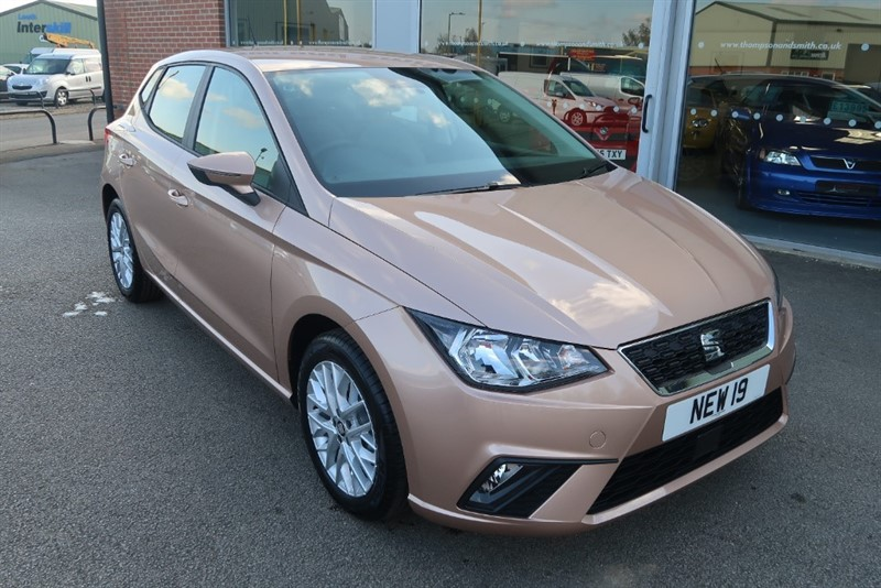 used SEAT Ibiza SE Technology 1.0 MPi 80PS 5dr in louth