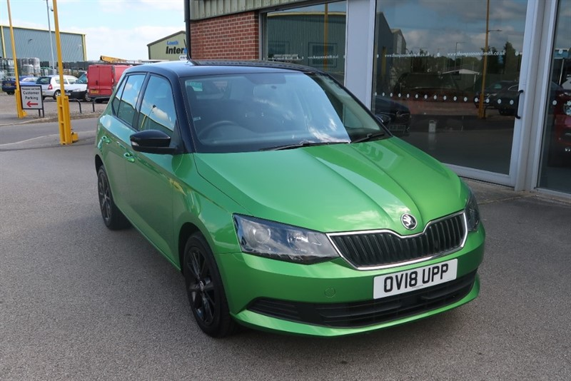 used Skoda Fabia 1.0 TSi Colour Edition in louth