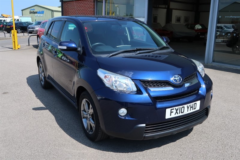 used Toyota Urban Cruiser 1.33 VVT-I 5dr in louth