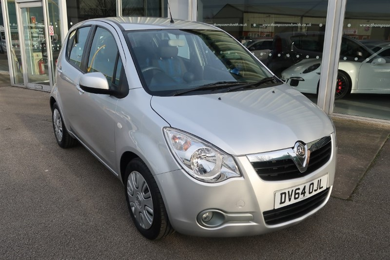 used Vauxhall Agila 1.2 S in louth