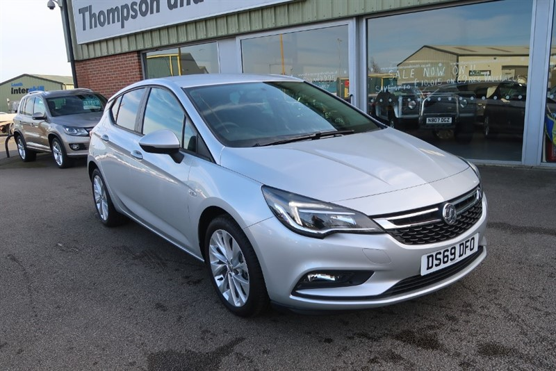 used Vauxhall Astra Tech Line NAV 1.4i Turbo (125PS) 5dr Save £7,005 other colours available in louth