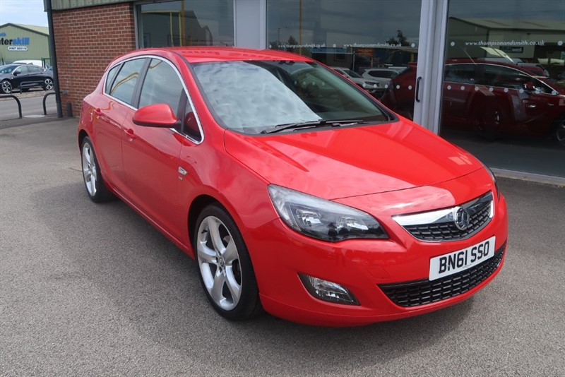 used Vauxhall Astra 1.6 ASTRA SRI 5DR HATCHBACK in louth