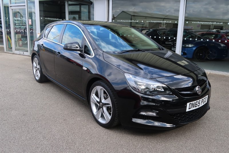 used Vauxhall Astra Limited Edition 1.6i 115PS 5dr in louth