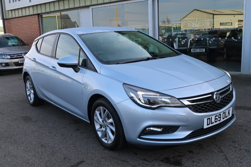 used Vauxhall Astra Tech Line NAV 1.6CDTi (110PS) 5dr SAVE £7,705 in louth