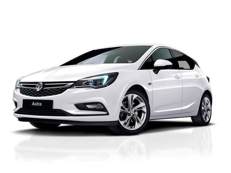 used Vauxhall Astra Tech Line NAV 1.4i Turbo (125PS) 5dr DELIVERY MILEAGE 69 REG in louth