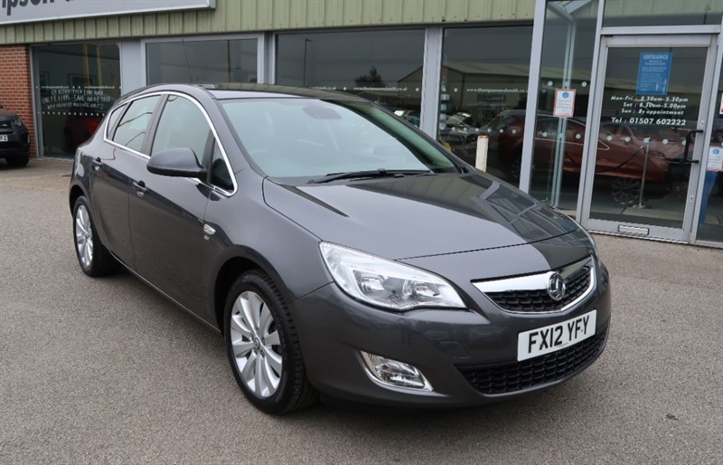 used Vauxhall Astra SE 1.6 16V (115PS) 5dr Auto in louth