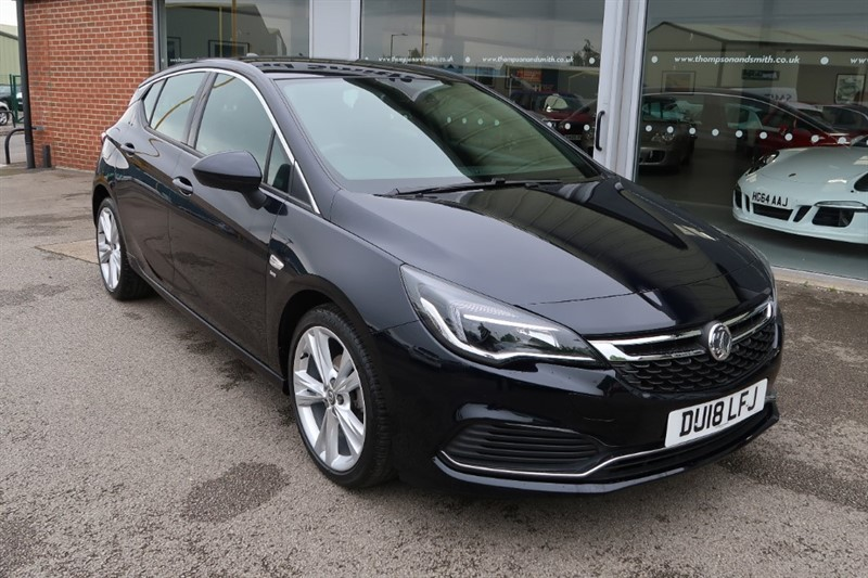 used Vauxhall Astra SRi VX Line 1.4i Turbo (150PS) 5dr start/stop in louth