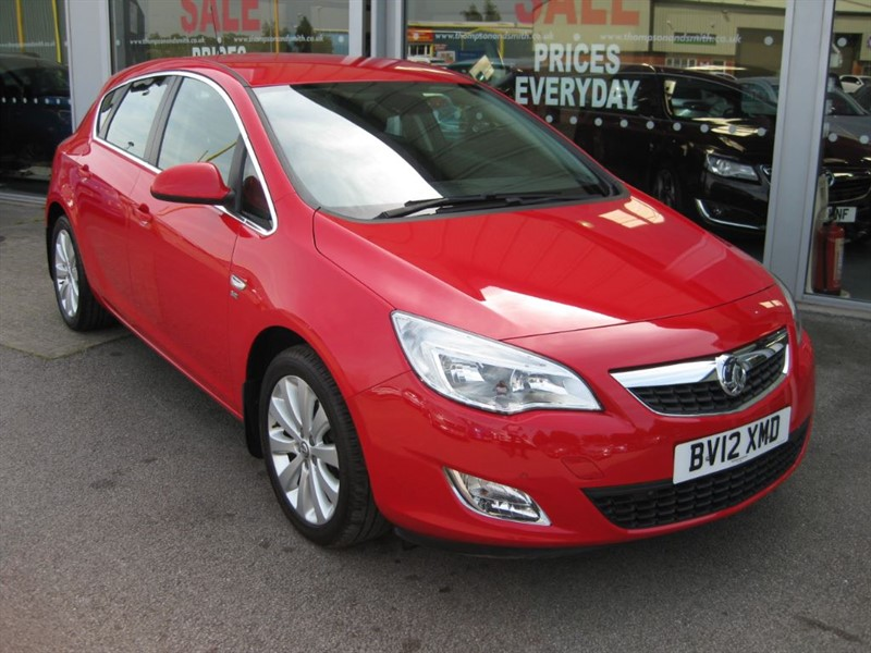 used Vauxhall Astra SE 1.6i 16v 115PS 5dr  in louth