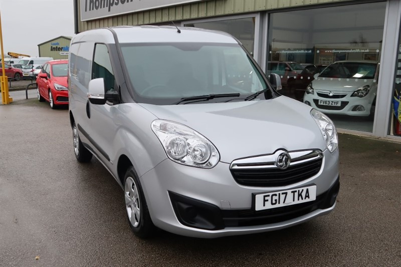 used Vauxhall Combo Sportive L1H1 2000 1.3 CDTi 95PS in louth