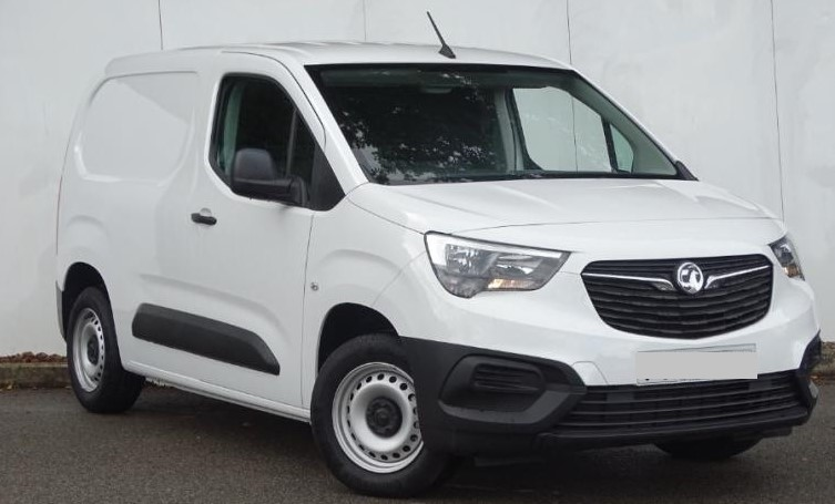 used Vauxhall Combo Edition L1 H1 2300 1.5 (100PS) Turbo D Start/Stop NEW 70 REG in louth
