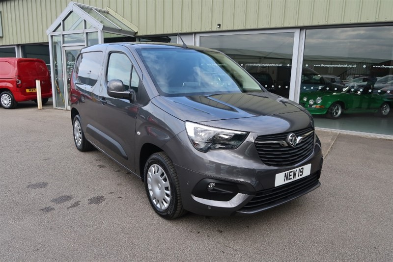 used Vauxhall Combo Cargo L1 Sportive 2000 1.6 (100PS) Turbo D MASSIVE SPEC in louth
